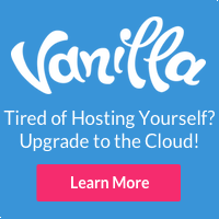 Try Vanilla For