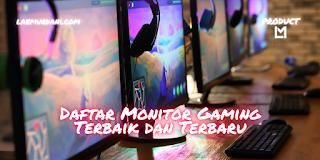 gaming monitor murah
