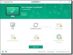 برنامج أنتى فيرس مجانى Kaspersky Free 18.0.0.405 للويندوز أحدث إصدار 2017