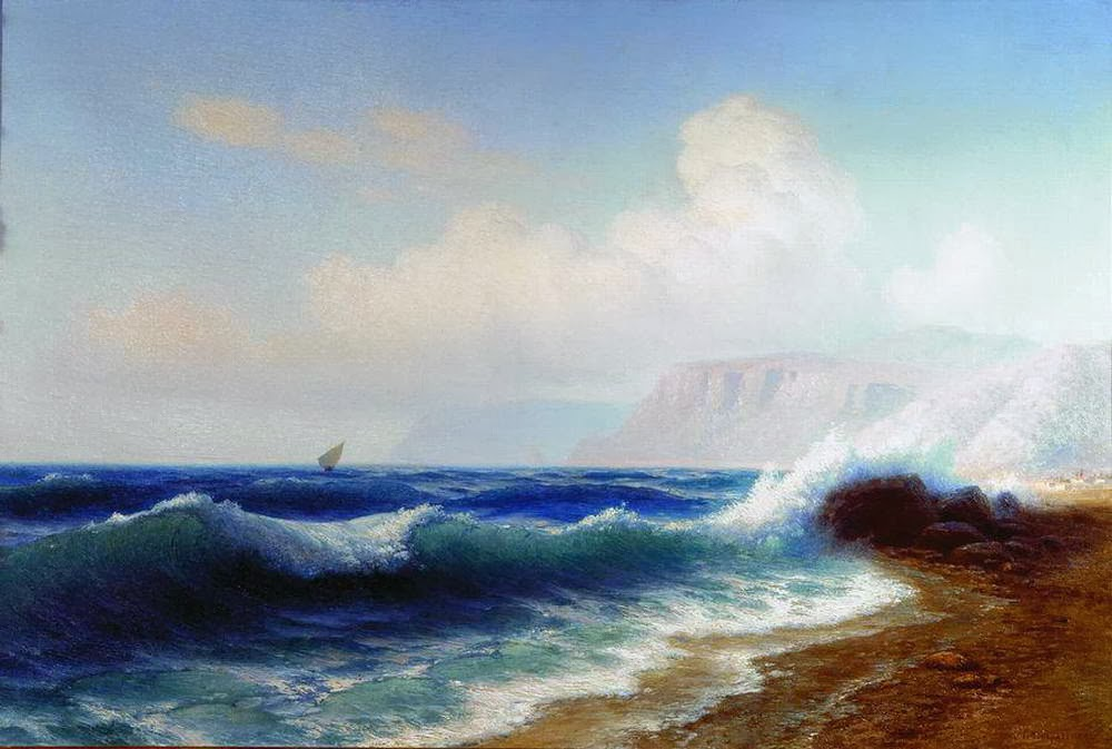 Gavril Kondratenko - Sea Waves