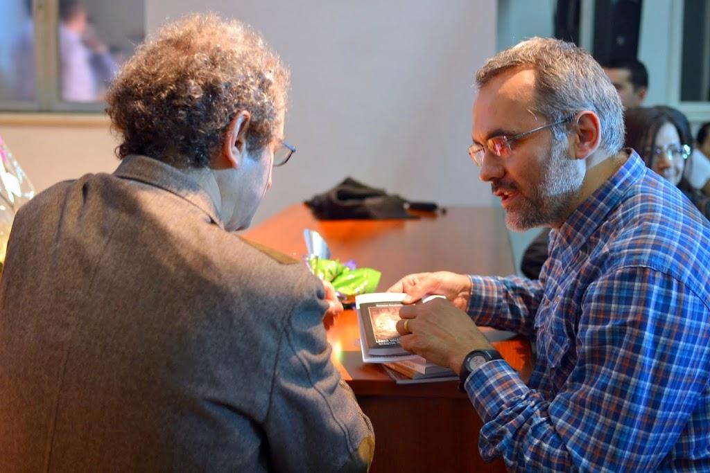 Conferinta Despre martiri cu Dan Puric, FTOUB 166