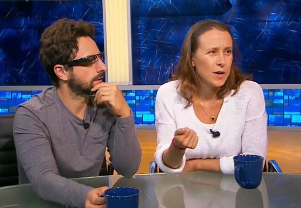 Sergey & Anne 2012