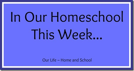 Homeschool Week