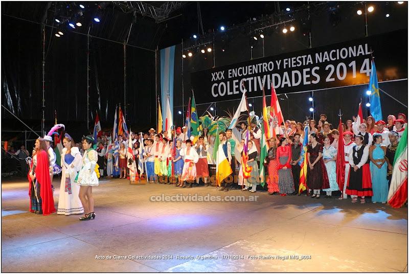 Colectividades 2014: Récord diario de Público en la 30ª edición