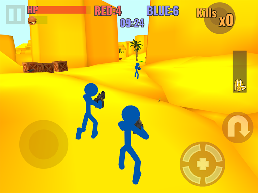 Stickman Counter Zombie Strike 1.02 screenshots 9