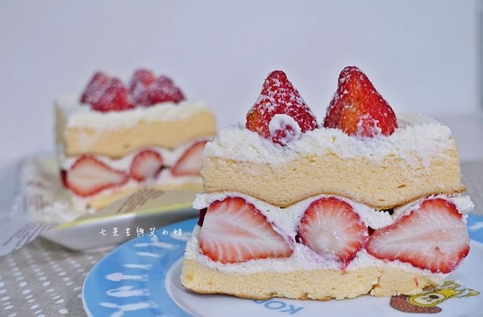 6 士林宣原烘焙蛋糕專賣店 草莓蛋糕