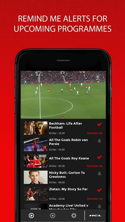 MUTV - Manchester United TV - Android Apps on Google Play