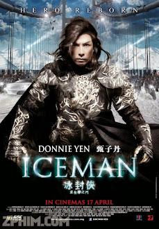 Người Băng - Iceman (2014) Poster