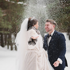 Wedding photographer Aleksandra Makarova (Aleksaa). Photo of 15.02.2018