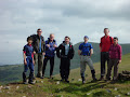 BRMC members Clair,Graham,Stuart,Nick,Phil, Mat,Viki.