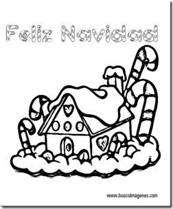 casa nevada colorear  (1)