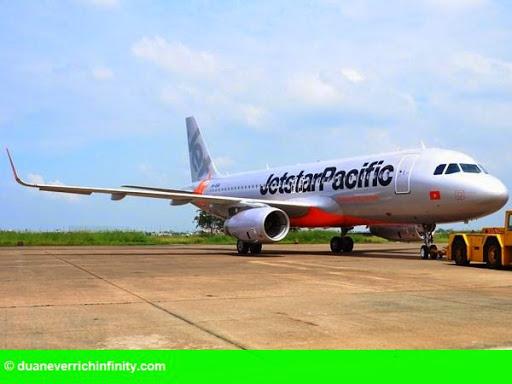 Hình 1: Jetstar lần đầu kinh doanh có lãi, tăng tỷ lệ chuyến bay đúng giờ