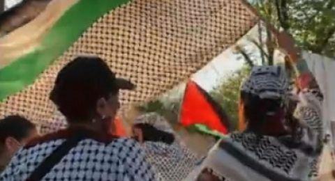Kutuk Kekerasan di Palestina, Ribuan Orang akan Geruduk Kedubes AS
