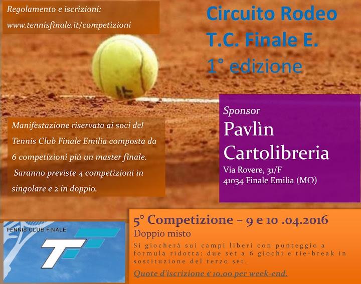 5° Competizione