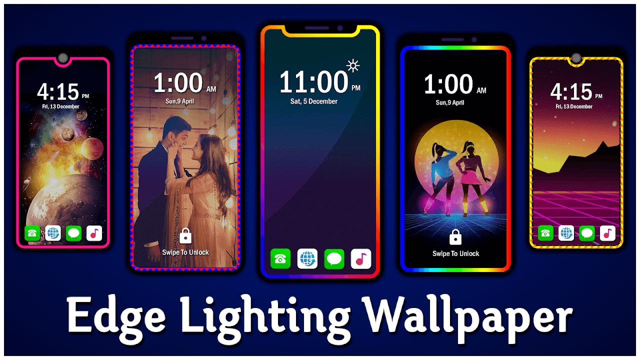 Download Edge Lighting Wallpaper ...