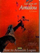 Las Luces del Amalou  - Cenizas #5 - página 1