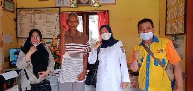 Lama Vakum Kelompok Informasi Masyarakat di Kotabaru Digiatkan Lagi