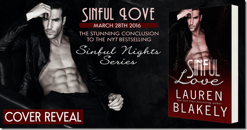 Sinful Love cover reveal
