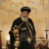 His Holiness Pope Tawadros II visit to St. Mark LA - _09A9158.JPG