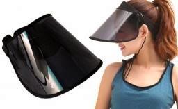 UV PROTECTION SUN CAP HAT VISOR HIKING GOLF OUTDOOR DRIVING UV BLOCK ... 90d2fdb6504