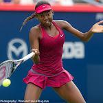 Francoise Abanda - Rogers Cup 2014 - DSC_5675.jpg