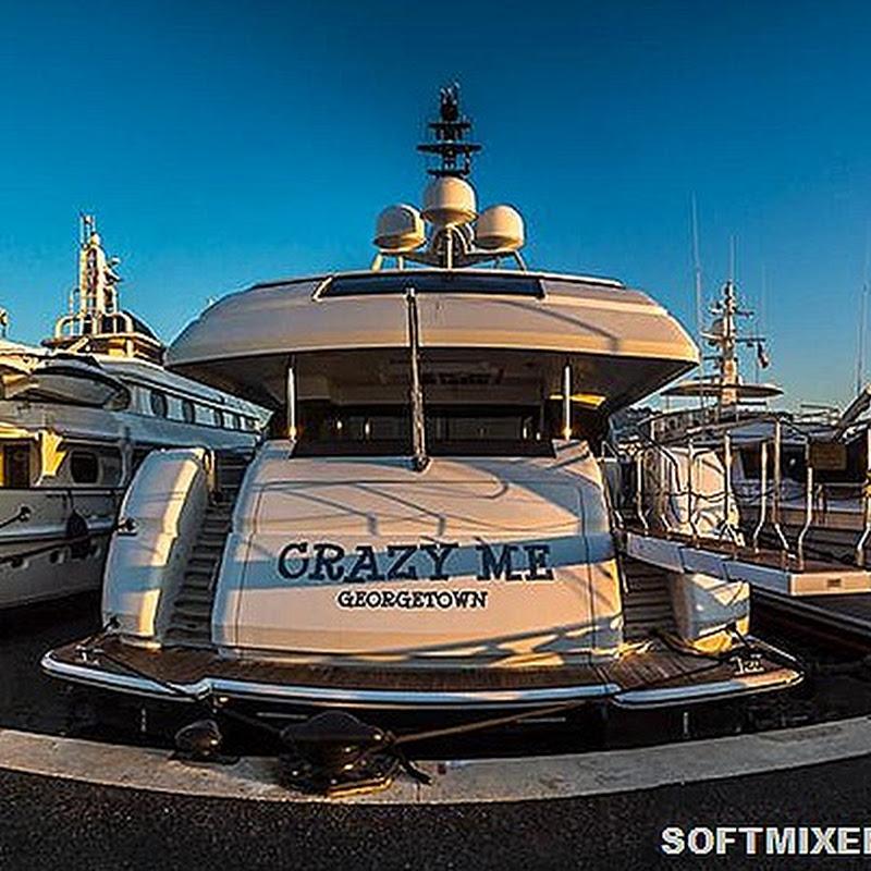 Как богачи называют свои яхты
