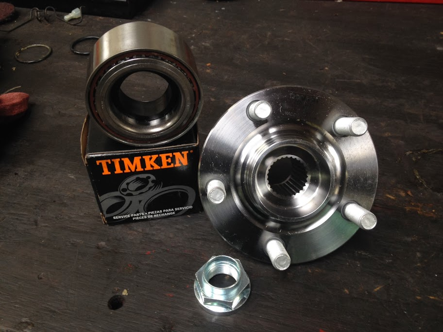 Change Rear Bearing Hub On A 2004 Subaru Impreza – Fondos de Pantalla