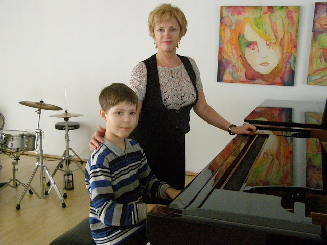 """II Rahvusvaheline festival  """"Laulavad ja mängivad poisid""""   (Narva, 17.03 –20.03.2011) - P1010042.JPG"""