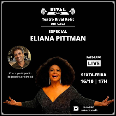 Eliana Pittman no Rival