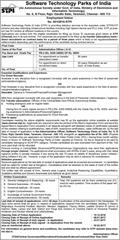 STPI Chennai Recruitment 2017