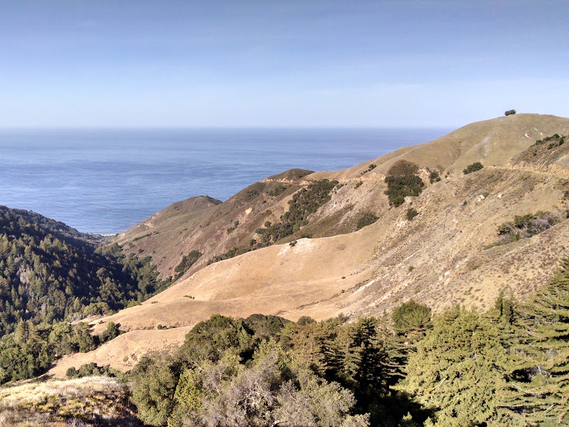 Big Sur • Nacimiento Fergusson Road