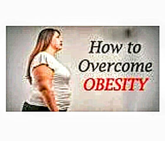 How to ovecome obesity