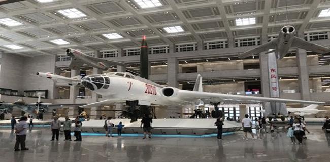 Dimata-matai Terus, China Sengaja Undang Pilot AS Kunjungi Puing Pesawat Amerika Di Museum Militer Tiongkok