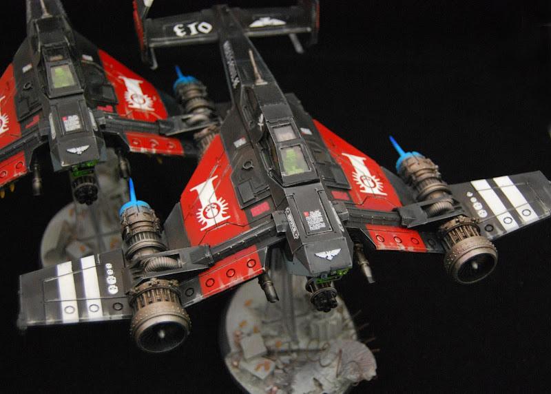 Adepta Sororitas / Inquisition Army Commission INQ_Avengers_01