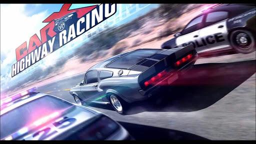 CarX Highway Racing APK MOD DINHEIRO INFINITO OBB