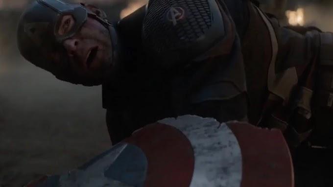 Brutales concept arts de cómo Thanos podría haber destrozado el escudo del Capitán América en EndGame