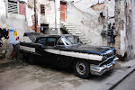 Cubans have had to be resourceful, so every effort is made to keep old cars on the road