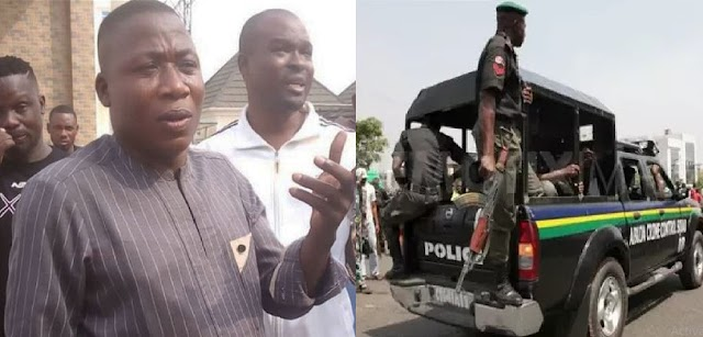 See Full Details Of How Sunday Igboho Was Arrested In Cotonou Drop