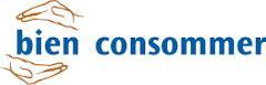 logo BIEN CONSOMMER concept 03