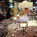 chocolate store at Pier 39 in San Francisco, California, United States