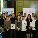 Fotografía de: Los servicios de restauració del CETT reciben la acreditación AMED por promover la alimentación saludable | CETT