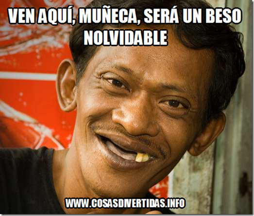 BESOS DE FEOSQ