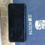 Samsung Galaxy S8 black leaks (c  25255BUNSET 25255D