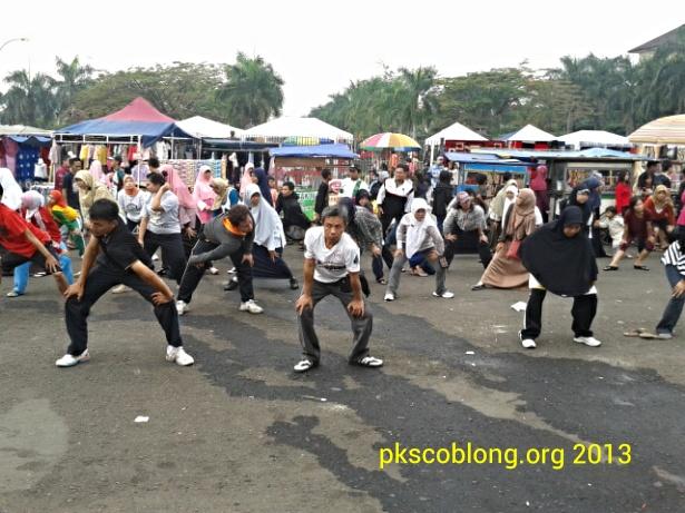 Senam Nusantara awali kegiatan One Stop Services