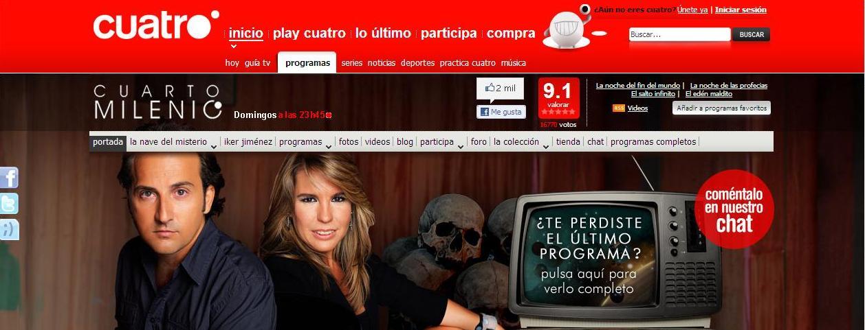 Antonio rodriguez diaz torbeo filomena arias a bruxa de for Cuatro tv cuarto milenio