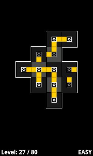 screenshot jogo de puzzle android connector