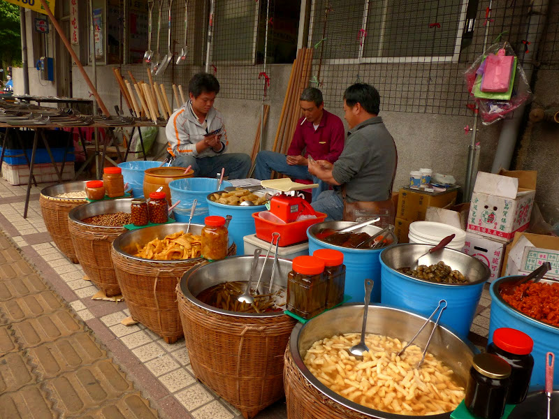 Miaoli county. Nanzhang puis Dahu la capitale de la fraise... - P1050200.JPG