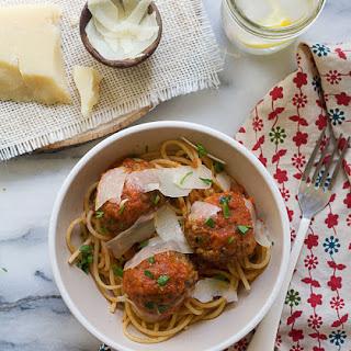 Spaghetti & Meatballs.