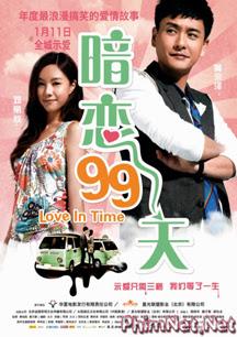 Yêu Thầm 99 Ngày Full Hd - Love In Time - 2012