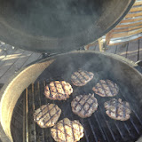 Game Day Burgers-